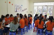 Công ty TNHH May mặc Triple Việt Nam: Bồi dưỡng kỹ năng cho nữ công nhân