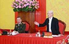 Tổng Bí thư, Chủ tịch nước: Đảng ủy Công an Trung ương phải lựa chọn thật tốt nhân sự