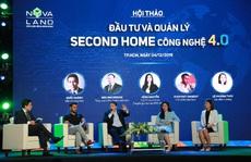 Khó lý giải sức hút trong 2 ngày đầu diễn ra Novaland Expo
