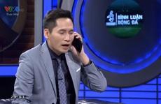 BTV Quốc Khánh xin lỗi thủ môn Bùi Tiến Dũng sau khi 'giả vờ gọi Đặng Văn Lâm'