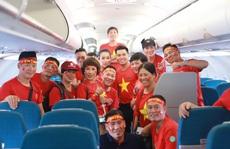 6 chuyến bay thẳng đặc biệt đưa cổ động viên đến Philippines 'tiếp lửa' U22 Việt Nam