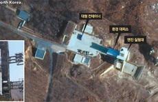 """Triều Tiên """"thử nghiệm quan trọng"""", 'quà Giáng sinh' cho Mỹ?"""