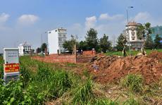 Giá nhà đất TP HCM quá cao