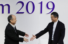 Jack Ma: 'Các công ty không thể sống dựa vào cổ đông'
