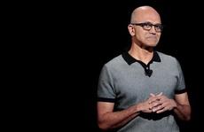 Lương thưởng của CEO Microsoft gấp gần 250 lần nhân viên