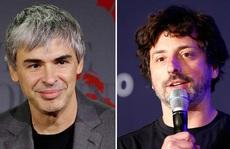 Rời vị trí điều hành, hai người sáng lập Google 'bỏ túi' hơn 1 tỷ USD