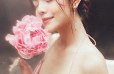 Rũ bỏ hình ảnh buồn bã, Phạm Quỳnh Anh khoe nhan sắc  'nàng tiên hoa' đón xuân