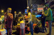 Grab 'đểu' bủa vây Bến xe Miền Đông chặt chém hành khách sau Tết