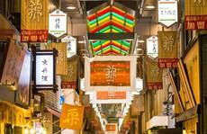 Khám phá 'nhà bếp' 400 năm tuổi giữa lòng thành phố Kyoto