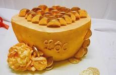 """Bánh """"hũ vàng"""" gây sốt trước ngày Thần Tài: Chủ lò đóng cửa, từ chối khách"""