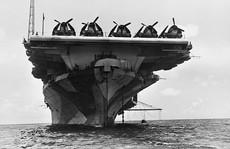 Tìm thấy tàu sân bay Mỹ lừng danh chìm cách đây 77 năm