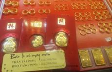 Giá vàng SJC tăng lên 45,1 triệu đồng/lượng