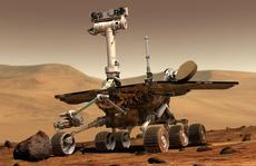 """Tàu thăm dò của NASA 'chết"""" trên sao Hỏa vì bão cát kinh hoàng"""