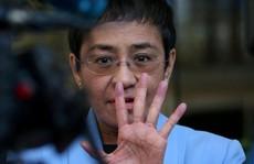Philippines bắt nhà báo hay chỉ trích Tổng thống Duterte vì tội phỉ báng