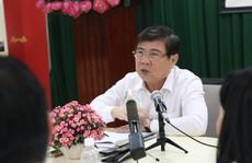 Cần xử lý cán bộ 'ngâm' hồ sơ khiến Chủ tịch UBND TP HCM bức xúc
