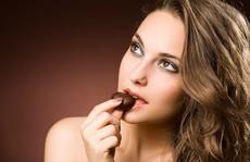 Lợi ích bất ngờ khi ăn chocolate mỗi ngày
