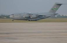 'Ngựa thồ' C-17 đoàn Tổng thống Donald Trump tới Nội Bài trong tuần này