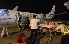 Vụ tạt a xít ở Quảng Ngãi: Sức khỏe nạn nhân đang tiến triển tốt