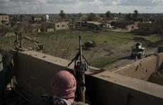 'Bom hẹn giờ' ở Syria