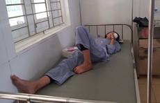 Nổ trong giờ thực hành môn hóa học, 1 nữ sinh bị rách giác mạc