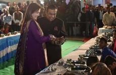 Xa hoa như đám cưới Ấn Độ