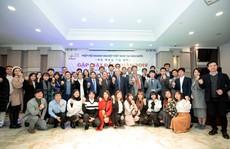 Doanh nhân, doanh nghiệp Việt Nam tiêu biểu khắp thế giới quy tụ tại Hàn Quốc