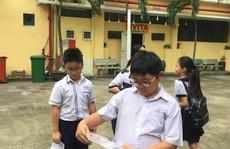 Trường THPT chuyên Trần Đại Nghĩa tuyển sinh 15 lớp 6
