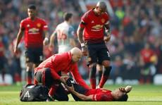 Bão chấn thương, Man United mất cả đội hình đấu Crystal Palace