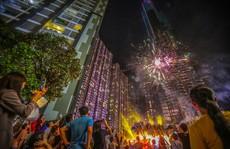 'Bỏ túi' những điểm xem bắn pháo hoa Tết đẹp nhất Sài Gòn