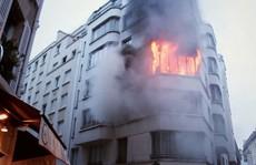 Pháp: Cháy chung cư, 35 người thương vong
