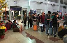 Chuyến tàu cuối cùng rời ga Sài Gòn đêm giao thừa