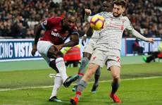 Liverpool mất thêm 2 điểm, Klopp nổi nóng với HLV West Ham