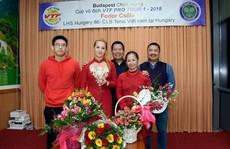 Fodor Csilla gác chuyện ăn Tết Việt, thực hiện ước vọng lớn