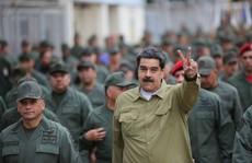 Mỹ kêu gọi thành viên quân đội Venezuela đào ngũ