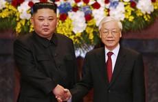 Phát triển quan hệ Việt Nam - Triều Tiên