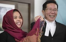 Vụ án 'Kim Jong-nam': Siti Aisyah về Indonesia, cảm ơn Tổng thống Widodo