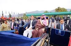 Chuyến công du 'đi dây' của thái tử Ả Rập Saudi