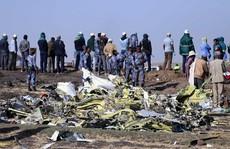 Máy bay Ethiopian Airlines 'quay đầu khi bay sát mặt đất'