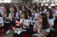 'Đưa trường học đến thí sinh 2019' tại Bình Định, Khánh Hòa