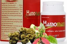 Cẩn trọng với quảng cáo thực phẩm bảo vệ sức khỏe Hamomax