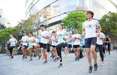 Adidas PureBOOST GO khuyến khích khám phá cung đường chạy thành phố