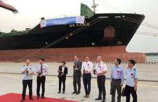 TP HCM đón tàu hàng lớn nhất từ trước đến nay