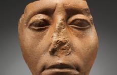 Kẻ trộm mộ và 'lời nguyền' lên các pho tượng mất mũi
