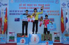 Giải xe đạp nữ quốc tế Biwase 2019: Kashiki Shoko đoạt Áo vàng chung cuộc