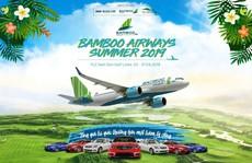 Bamboo Airways Summer 2019: Săn HIO 'khủng' với combo ưu đãi