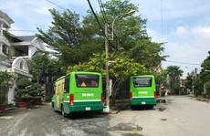 'Tắc' bến bãi cho xe buýt