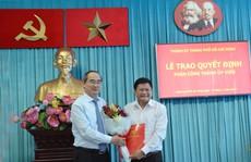 Ông Huỳnh Cách Mạng làm Phó trưởng ban Thường trực Ban Tổ chức Thành ủy TP HCM