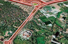 Độc đáo đường đua F1 Hà Nội