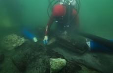 Khai quật tàu cổ 'ngủ quên' 2.500 năm dưới đáy sông Nile