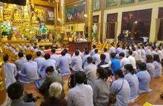 Chùa Ba Vàng tổ chức gọi 'vong báo oán': Phải kỷ luật nghiêm khắc!